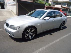 Bmw 750 Li (limosine) 2008 $229500 Socio Anca