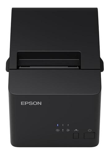 Impressora Térmica Epson Tm-t20x Não Fiscal Guilhotina