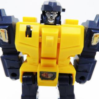 Transformers Salt-man Z Ind Argentina Antex Vintage Colecció