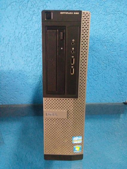 Desktop Dell 390 Intel Core I5 320 Gb De Hd 4 Gb Ram Hdmi