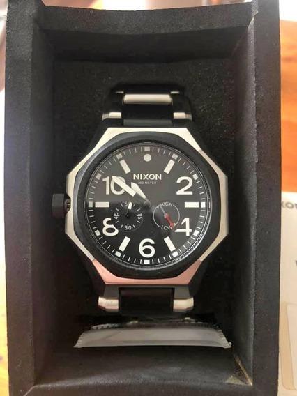 Relógio Nixon A397 - Raro E Novo