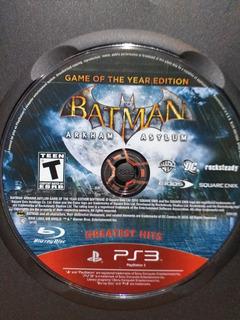 Playstation 3 - Batman (arkham Asylum)