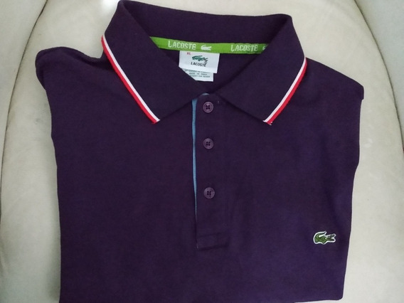 Camiseta Lacoste Original Made In Peru