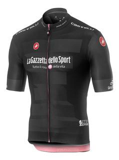 Camisa Preta Squadra 2019 Giro D´italia
