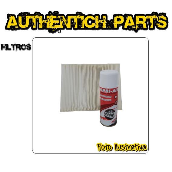 Filtro Ar Condicionado + Higienizador Oroch 2.0 Flex 15 À 17