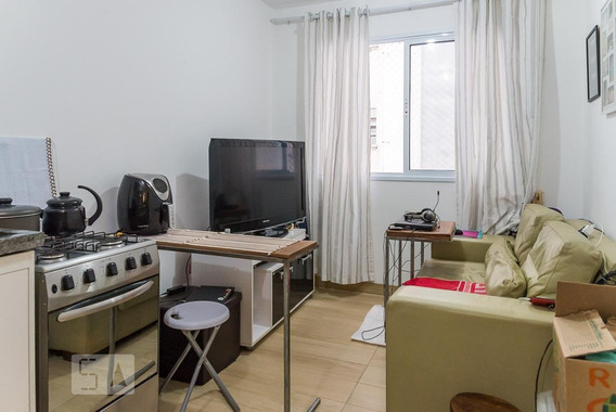 Apartamento Para Aluguel - Santa Cecília, 1 Quarto, 25 - 893115238
