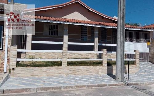 Casa Com 2 Suítes À Venda, 165 M² Por R$ 510.000 - Jardim Copacabana - Pinhalzinho/são Paulo - Ca0420