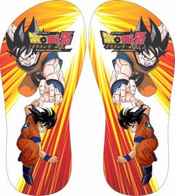 Chinelo Dragon Ball Z - Goku
