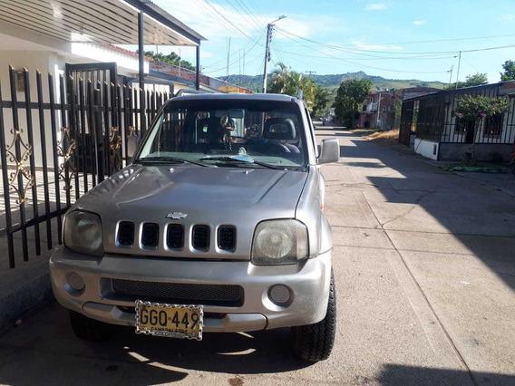 Chevrolet Jimny 2002