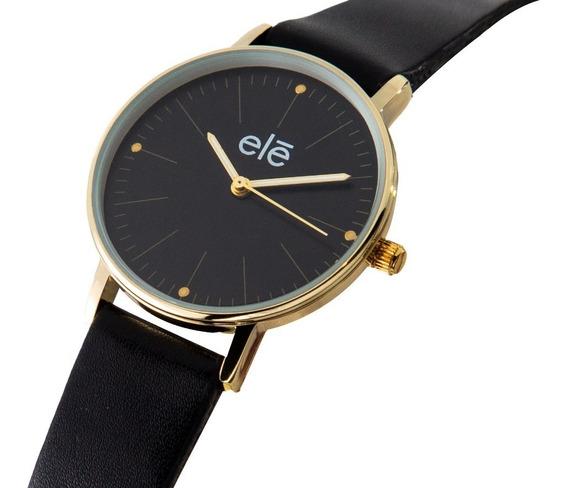 Reloj,relojes Moda Hombre Mujer Casual, Ele 1005-b