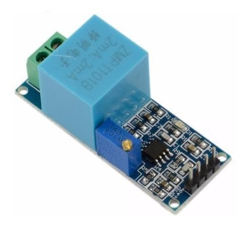 Sensor De Tensão Ac De 0à250vc Saída Analógica De 0à5v(cod47