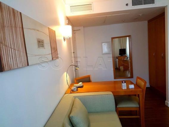 Flat Proximo Ao Hospital Das Clinicas, Centro De Convenções Rebouças, Av. Rebouças E Paulista - Sf27786