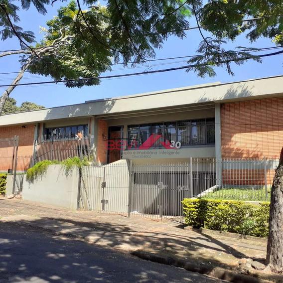 Casa Com 4 Dorms, Centro, Piracicaba, Cod: 4355 - A4355