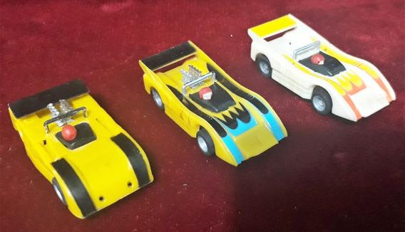 3 Antiguos Autos Tyco Hong Kong Exin Mexico