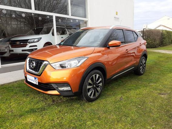 Nissan Kicks 1.6n Advance Mt 2018