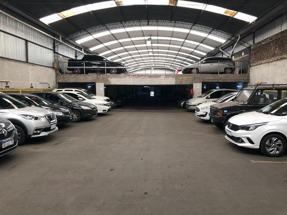 Garage 108 Fijas 10 Motos, 3 Plantas, Scepta Permuta,unico!!