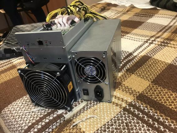 Minero Bitcoin Antminer S9 Se 16 Th/s C/ Fuente 1800 W