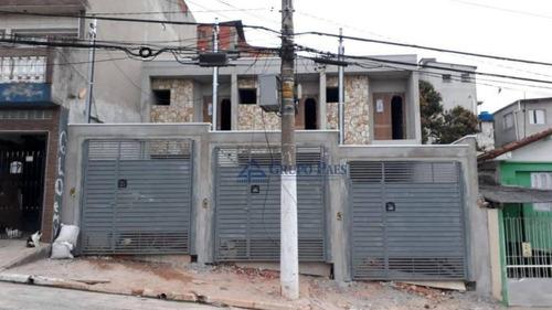 Sobrado Residencial À Venda, Vila Nova York, São Paulo - So1372. - So1372
