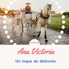 Carruajes Ana Victoria Tepeaca, Puebla