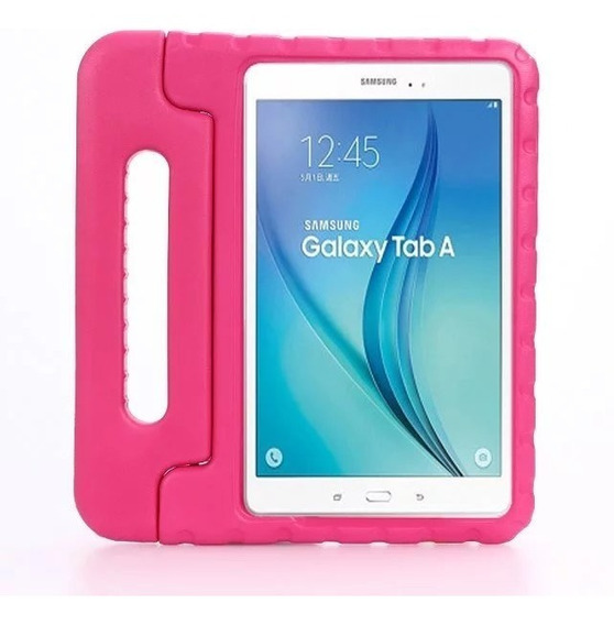 Capa Infantil Galaxy Tab A6 10 Com Caneta P585 / P580