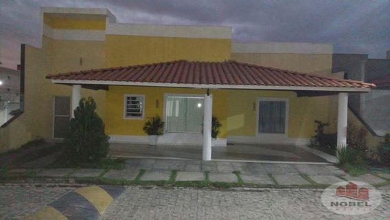 Casa Em Condomínio Com 3 Dormitório(s) Localizado(a) No Bairro Vila Olimpia Em Feira De Santana / Feira De Santana - 3886