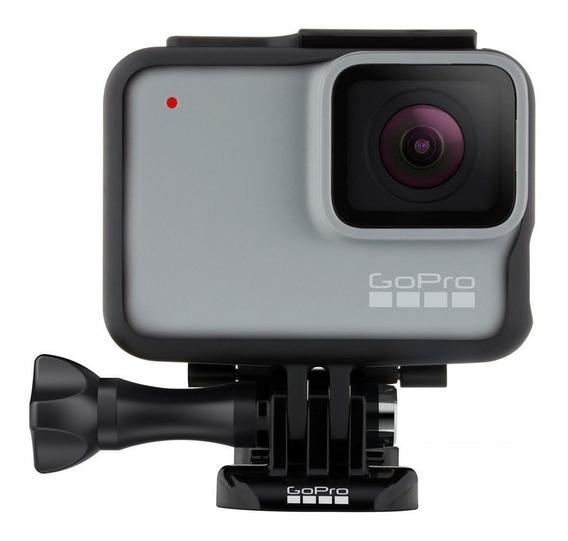 Câmera Gopro Hero 7 White+cartão 64gb Novo Lacrado