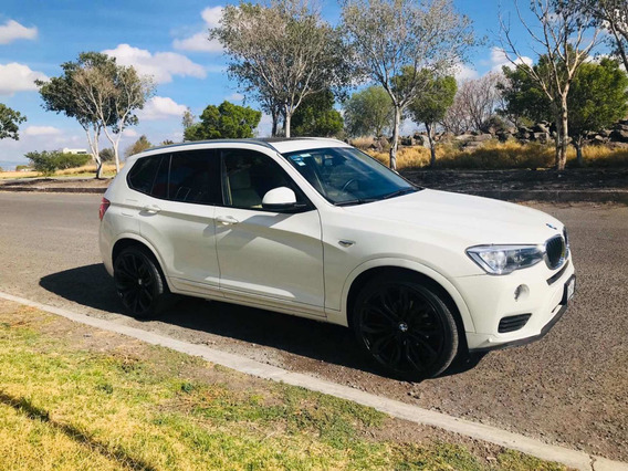 Bmw X3 2.0 Sdrive20ia At 2017
