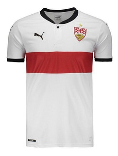 Camisa Puma Stuttgart Home 2018-19 - Tamanho M