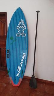 Starboard 2016 Pro 77¿ X 27¿ Blue Carbon Inzane Sup Surf