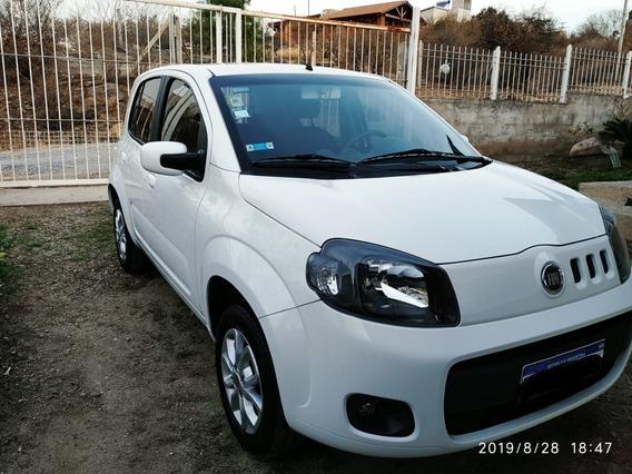 Fiat Uno Evo Novo Attractive Pack Top 1.4 Inmaculado Pocoskm