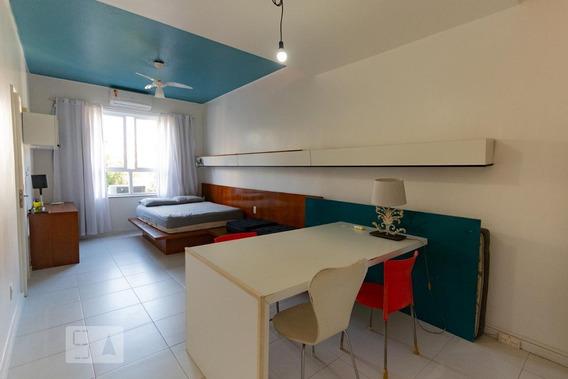 Apartamento Para Aluguel - Ipanema, 1 Quarto, 40 - 893117381