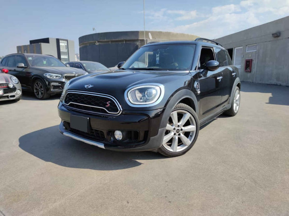 Mini Countryman 2018 5p Countryman S Chili L4/1.6/t Aut