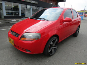 Chevrolet Aveo Five Mt 1600cc 5p Aa 1ab
