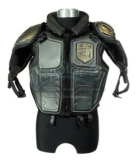 Chaqueta Judge Dredd 2012 (cosplay)