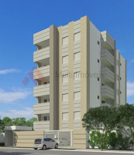Pronto Para Morar 02  Quartos Com Suíte, Com Baixo Custo De Condomínio - Charlotte Royal Residence - Mi117