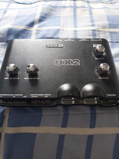 Interface De Audio Line 6 Ux2