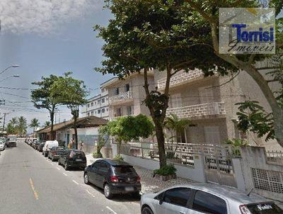 Apartamento Em Praia Grande, 01 Dormitório, Sala Com Sacada, No Bairro Boqueirão, Ap2103 - Ap2103
