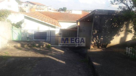 Casa Residencial À Venda, Jardim Itatiaia, Campinas. - Ca0594