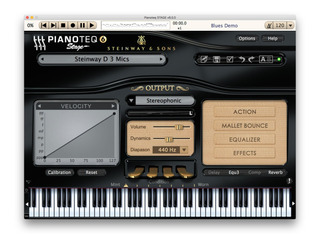 Pianoteq 6 Stage, Colección Pianos Virtuales Ultra Realistas