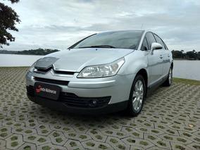 Citroën C4 2.0 Exclusive Pallas 16v Flex 4p Automático