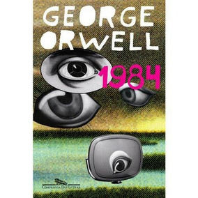 Livro 1984 George Orwell Novo Lacrado Ed. Física