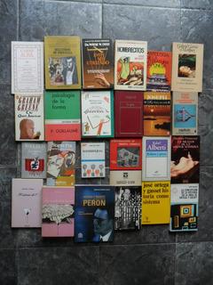 Libros Baratos - Oferta - 100 Cada Uno - 4 X 300 - Mb Estado