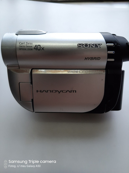 Filmadora Handcam Sony