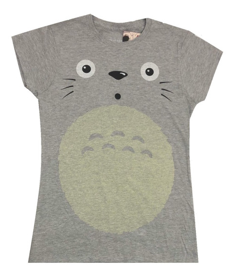 Blusa Obzeno Totoro !envio Gratis!