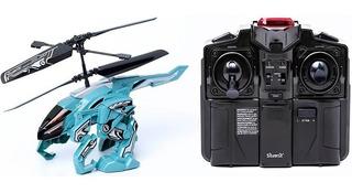 Helicoptero Heli Beast Drone Vuela Y Camina 84677