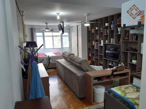 Imagem 1 de 15 de Studio Com 1 Dormitório À Venda, 34 M² Por R$ 272.000,00 - República - São Paulo/sp - St0062