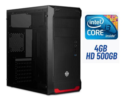 Computador Gamer Intel Core I3-3220 4gb Hd 500gb
