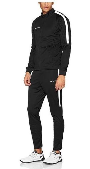 Conjunto Calça E Casaco Jaquet Track Pants Colegial Fitness