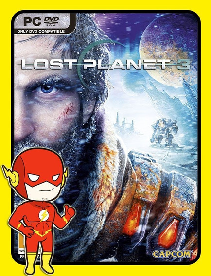 Lost Planet 3 Pc - Steam Key (envio Flash)