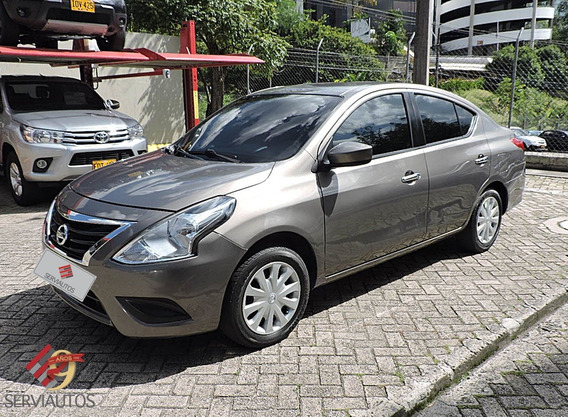 Nissan Versa Advance Mt 1.6 2016